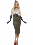 Costume Donna Militare Pin Up | 38816
